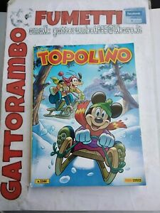 Topolino N.3346 - Panini Comics Disney ottimo