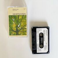 Vintage Heartsounds David Lanz Piano Cassette Tape 83 Ambient Germany Classical