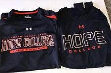 3 Hope College Under Armor Shirts