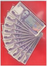 2008 PHILIPPINES 100 peso NDS SOLID 22 pcs LH 111 -999,1mil 01-10 123 654 888888