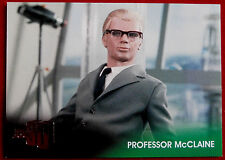 JOE 90 - Foil Chase Card #F4 - PROFESSOR McCLAINE - GERRY ANDERSON COLLECTION