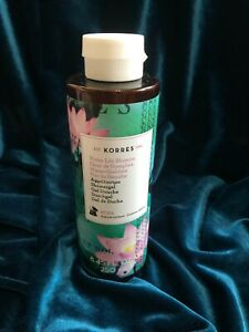 Korres Water Lily Blossom Shower Gel 250ml NEW #239