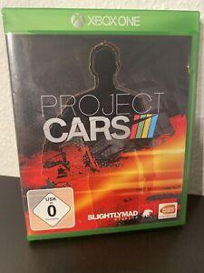 Project Cars - Microsoft Xbox One Spiel  NEUWERTIG I BLITZVERSAND