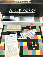 Pictionary 1985 First Edition Board Game