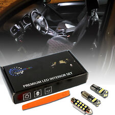 Seat Leon MK2 1P LED Full Interior Premium Kit White Error Free SMD 7 bulbs