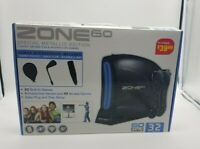 Zone 60 Special Metallic Edition 32 Bit Graphics - 60 Game Video Game System