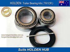 Holden Style Camper/ Boat / Box Trailer / Caravan Axle Wheel Bearing Kit 6x4 7x5