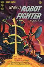 Magnus, Robot Fighter (Gold Key) #24 VG; Gold Key   low grade comic - save on sh