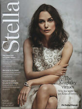 Keira Knightley on Magazine Cover 16 March 2014