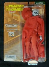 """PHANTOM OF THE OPERA - Classic 8"""" MEGO Action Figure / Masque of the Red Death"""