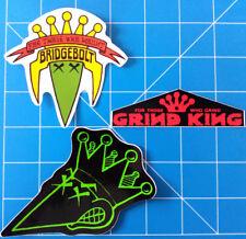 GRIND KING VINTAGE STICKER PACK #3. KIT OUT THE BEER FRIDGE!!**
