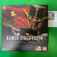 BANDAI Kamen Rider Drive Phantom Thief Dagger Dx Lupine Gunner Blade Viral Core