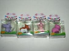 TY Beanie Babies Japan Iwako 3D Puzzle Eraser Eraserz Lot MIP Mystic Unicorn +