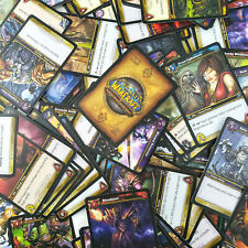 150 World of Warcraft trading cards lot UPPER DECK COMPANY WOW