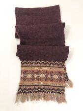 Wool Scarf Oversized Wrap Burgundy AE American Eagle Limited Edition