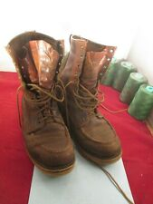 Vintage 1960's? (MADE IN USA) RED WING Boots IRISH SETTER  Boots 8 1/2 D