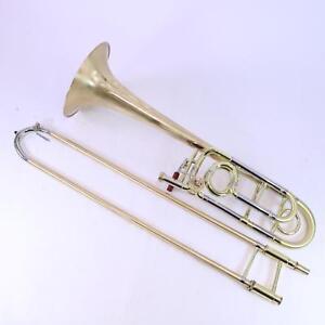 B.A.C Custom P-Series Symphonic Tenor Trombone AMAZING! BRAND NEW