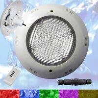 NEW Swimming Pool LED Light RGB - Above Ground / Vinyl - Bright Multi Colour