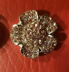 silver plated 18-20mm snap charm for gingersnaps,magnolia & vine,noosa and other