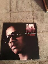 BOW WOW LET ME HOLD YOU FEATURING OMARION CD