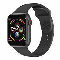 Per iwatch 4 F10 Smart Watch Videocamera musicale Bluetooth con touchscreen