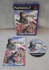 GODZILLA: salvare la Terra (Sony PlayStation 2, 2004)