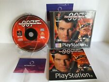 007 Tomorrow Never Dies - Complete Game - Playstation 1 PS1 PAL