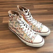 SAMPLE Andy Warhol for Converse Chuck Taylor All Star Sz 7 Not Released