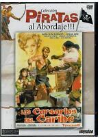 Los corsarios del Caribe (DVD Nuevo)