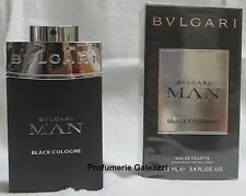 BULGARI MAN BLACK COLOGNE EDT VAPO NATURAL SPRAY - 100 ml