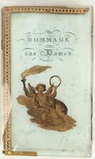 """Hommage aux Dames 1826 Ornate Booklet"""