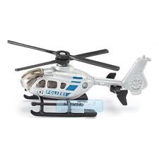 Siku Pretend Play Dicast Vehicles - Police Helicopter