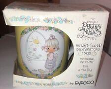 The Precious Moments Collection Coffee/Tea/Mug/Cup Heart Filled Celebrations Mug