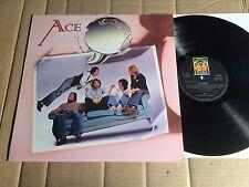 ACE - NO STRINGS - LP - ANCHOR ANCL 2020 - UK 1977
