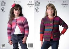 Children's Clothing Chunky Sweaters Patterns