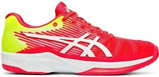 ASICS Women's Solution Speed FF Tennis Shoe, Laser Pink/White, 8 B(M) US