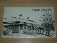Historic Ipswich National Trust Of Queensland  1976 Good Condition