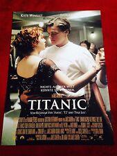 Titanic Kinoplakat Poster A1, Leonardo DiCaprio, Kate Winslet, Kathy Bates