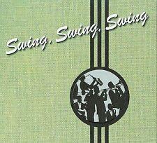 Swing, Swing, Swing Audio CD artie shaw,count basie,lionel hampton benny goodman
