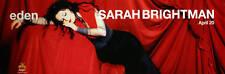 Sarah Brightman 1999 Eden Original Promo Poster