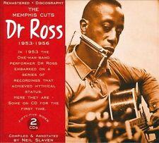 The Memphis Cuts 1953-1956 by Dr Ross (CD, Nov-2013, 2 Discs, JSP (UK))