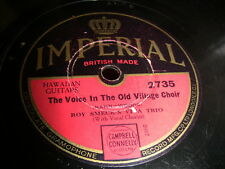 6/4l Roy smeck's vita TRIO-My Mom-The Voice in the old village Choir