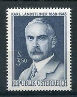 AUTRICHE - 1968, timbre 1096, Docteur Karl LANDSTEINER, neuf**