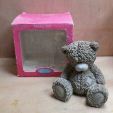Me to You Bear Tatty Teddy Money Box Piggy Bank Seated Boxed inc UK P+P