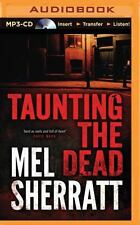 The DS Allie Shenton Trilogy: Taunting the Dead 1 by Mel Sherratt (2015, MP3...
