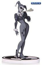 Harley Quinn Statue Second Edition Batman Black & White DC Comics