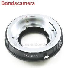 EMF AF Adaptador Para Voigtlander Edición Retina Lente Para Canon Eos Ef Mount 70d 600d