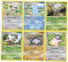 POKEMON DP3 MERV. SECRETES Semi Rares 41 Cartes LPS 20