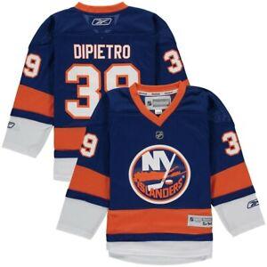 💯% Genuine DiPietro New York Islanders Reebok Youth S/M Player Jersey - Royal