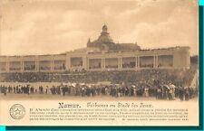 CPA- Namur Foros a Estadio de juegos